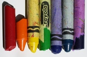 25th Apr 2012 - Crayons