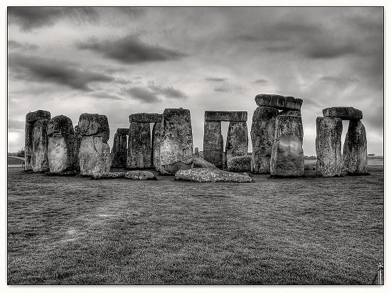 365-114 Stonehenge v2 by judithdeacon