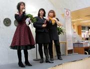 23rd Apr 2012 - Katja Kettu got a prize IMG_5880