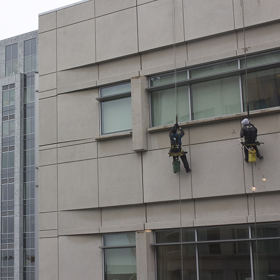 28 Floors To Rappel... by seattle