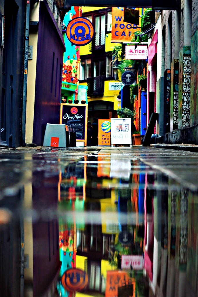 Neal's Yard Reflections by rich57