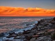 30th Apr 2012 - Clouds of orange sherbet