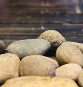 30th Apr 2012 - Pebbles On The Boardwalk