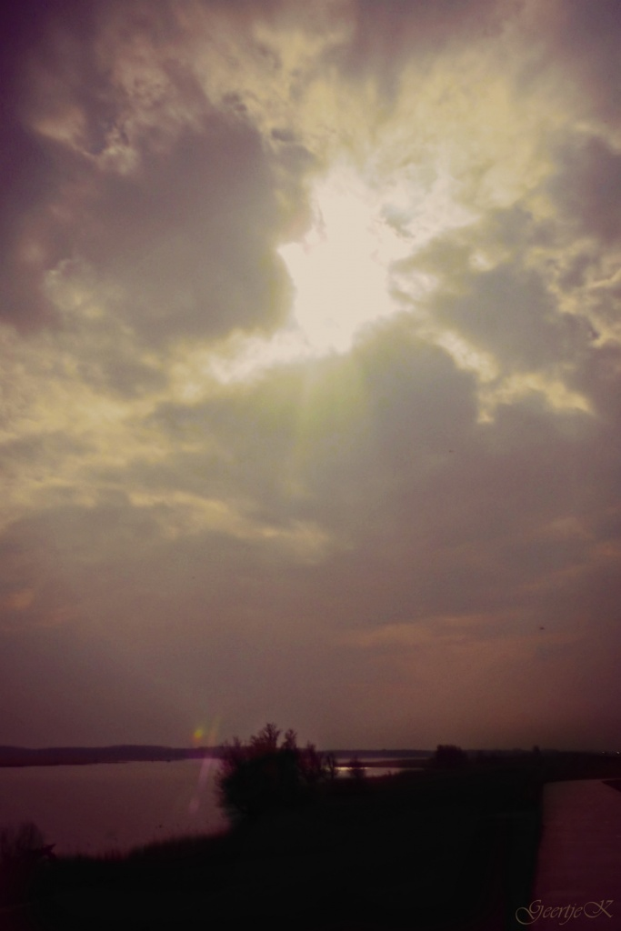 A Sky by geertje