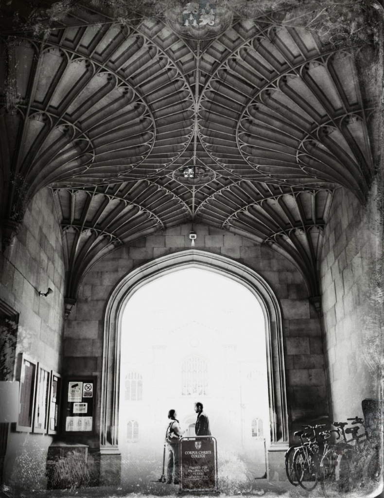 In the gate house by judithg