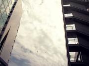 2nd May 2012 - In between buildings