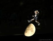 3rd May 2012 - The Boy Who Jumped Over the Moon