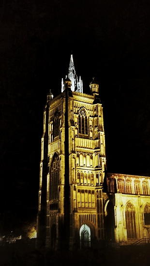 St Peter Mancroft Church by manek43509