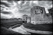 5th May 2012 - Portchester Castle HDR