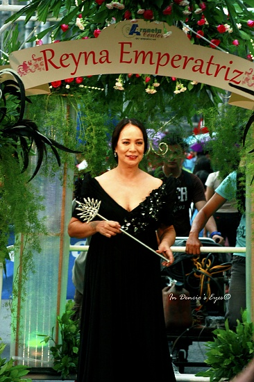 Santacruzan 2012 - Reyna Emperatriz by iamdencio