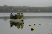 5th May 2012 - Lobster Boat On a Foggy Day