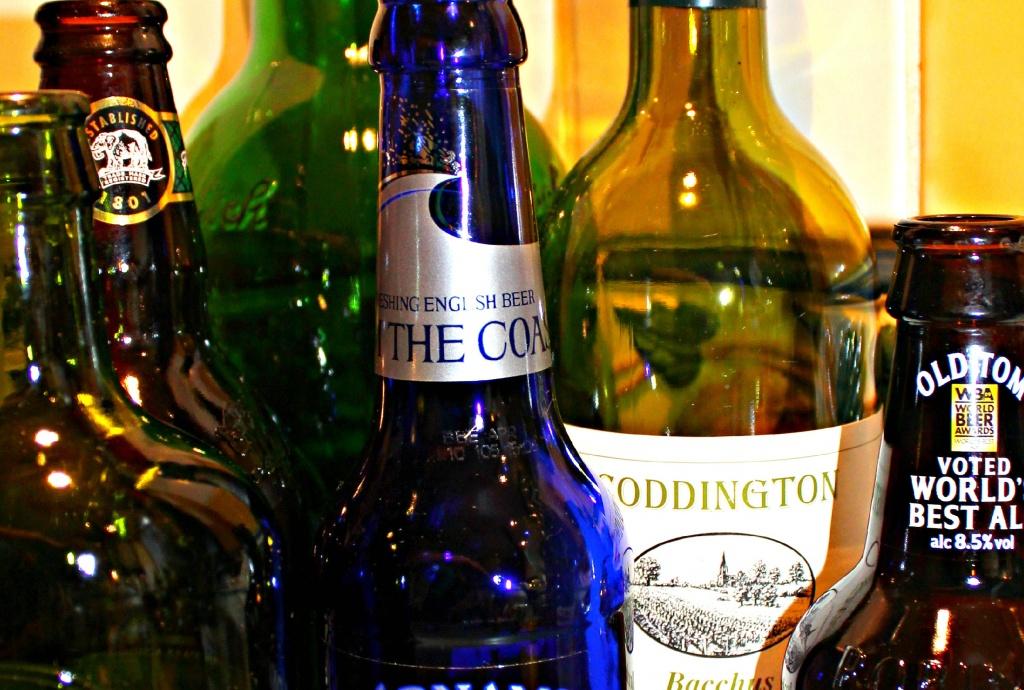 Bottles by kimcrisp