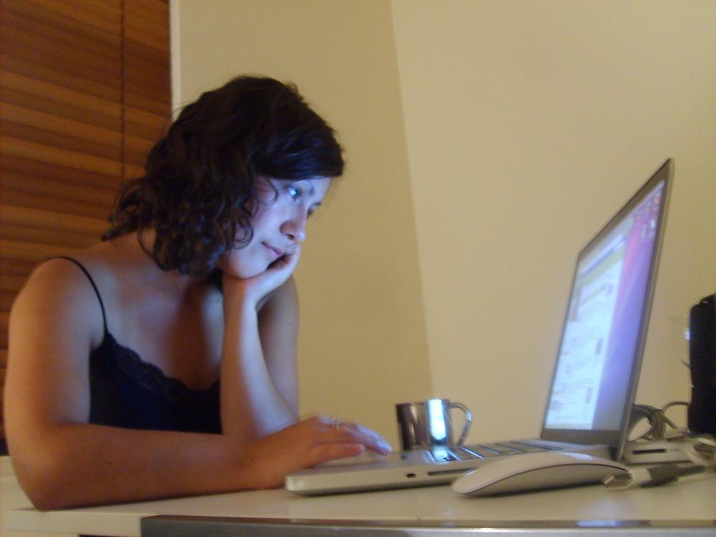Ignoring Me by Scrivna
