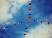 7th May 2012 - Orange, red, white and blue