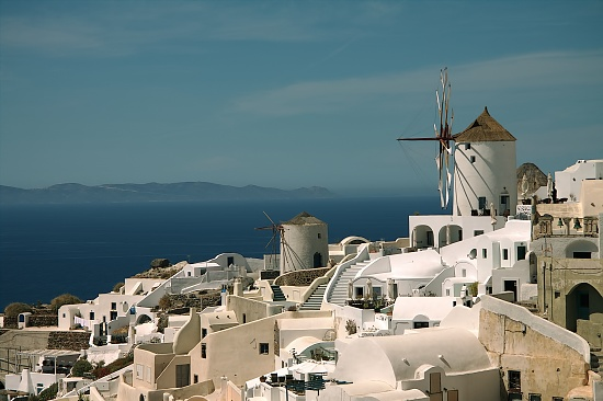 Greece - Thira (Santorini) - Oia by ltodd