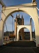 11th May 2012 - Zuidhavenpoort ( South-harbour-gate ) Zierikzee