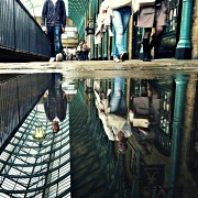 13th May 2012 - Puddle, Covent Garden