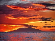 14th May 2012 - Dawn over Mt Rinjani, Lombok