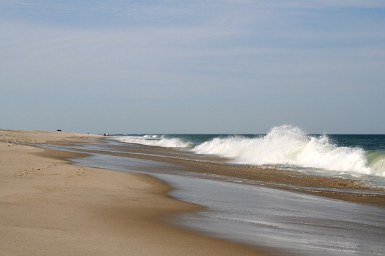 Nauset Beach by lauriehiggins