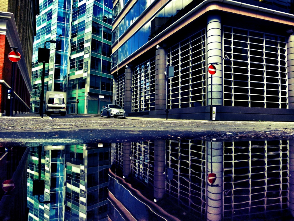 Puddle by johnnyfrs