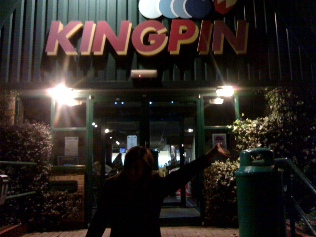 Kingpin by Scrivna