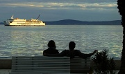 16th Apr 2012 - Croatia - Split harbour at sunset