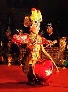 16th May 2012 - Legong dancer