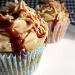 Salted Caramel Macaroon Cupcakes