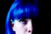 24th May 2012 - BlueHair3