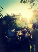 26th May 2012 - Al fresco