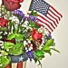 Flag Series - Patriotic gardener by sailingmusic