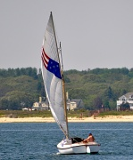 28th May 2012 - Sailing flag