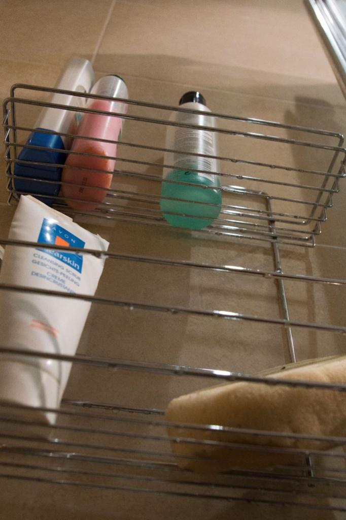 Shower Tray by harveyzone