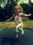 29th May 2012 - trampoline