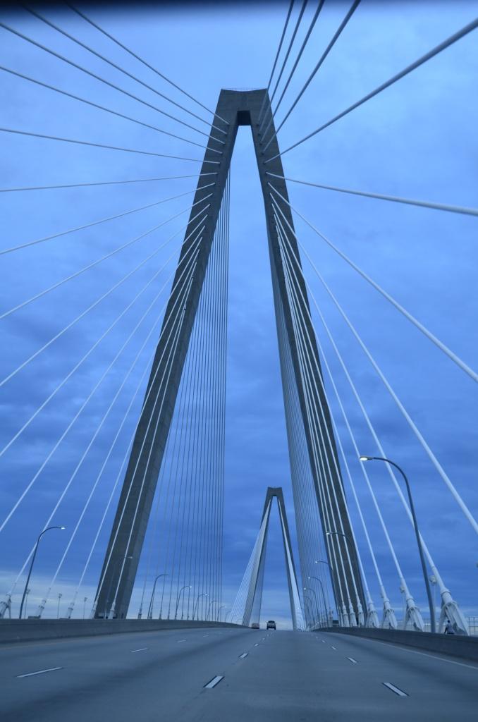 Arthur Ravenel Jr bridge, Charleston SC by ggshearron