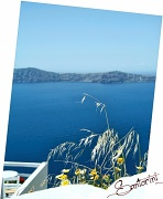 22nd Apr 2012 - Greece - Thira - Santorini postcard