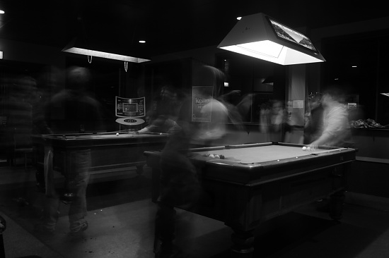 Eightball at the Pub by wenbow