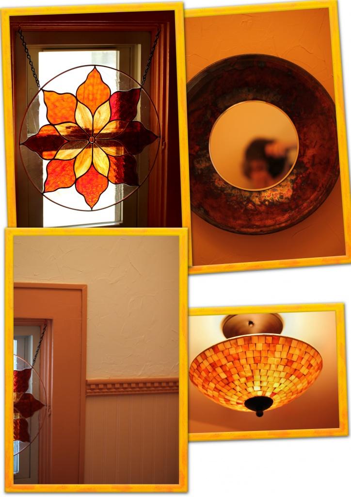 Little bathroom collage by cdonohoue