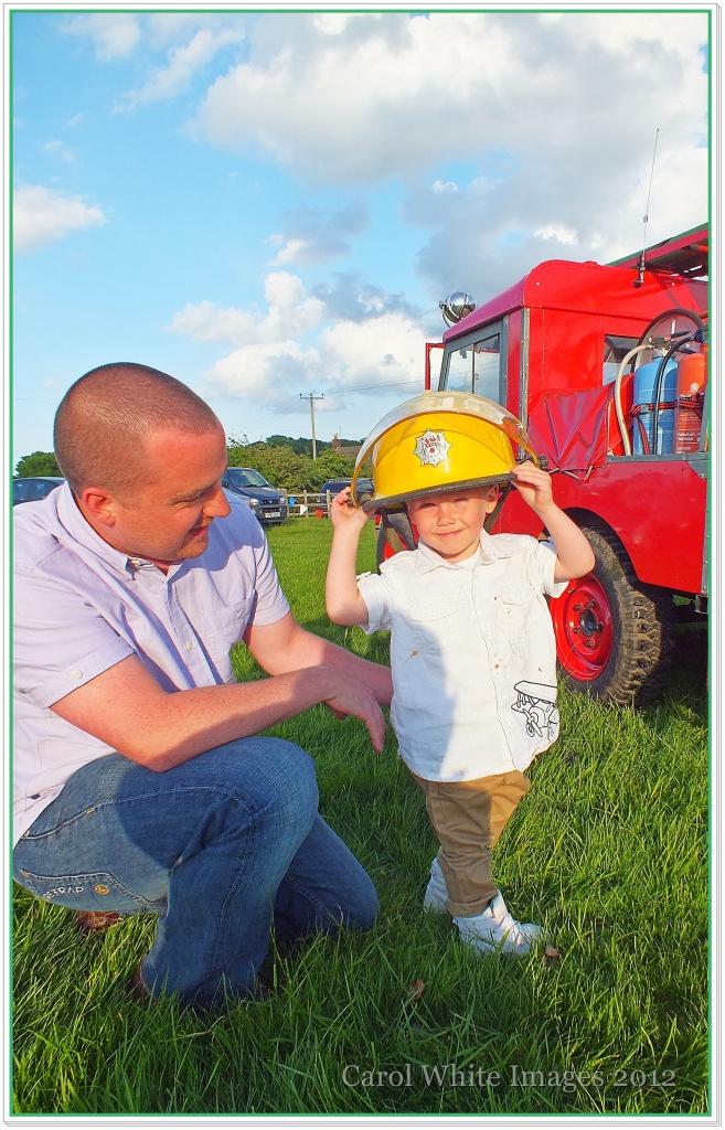 Little Fireman by carolmw