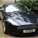 Aston Martin db9 by rosiekind