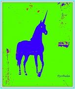 8th Jun 2012 - Unicorn .