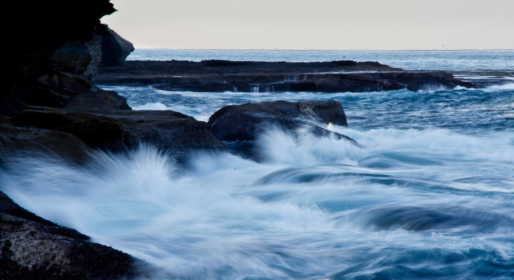 Waves by abhijit