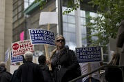 9th Jun 2012 - Protest For Religious Freedom Regarding Healthcare Mandates