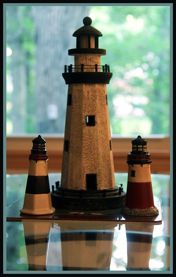 Lighthouses by hjbenson