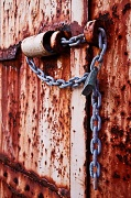 14th Jun 2012 - Chained