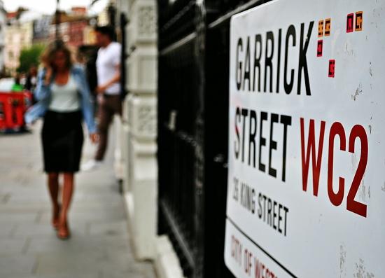 Garrick Street by andycoleborn