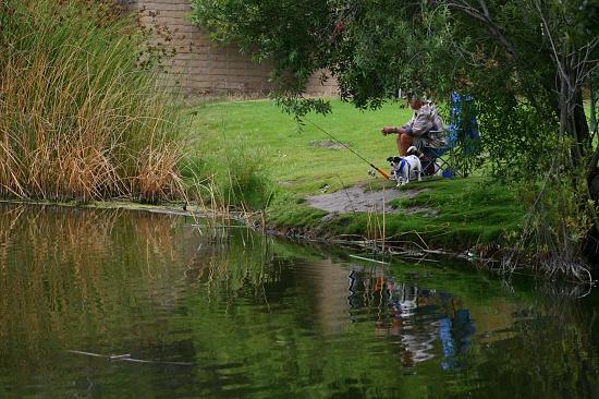 Gone Fishing by kerristephens