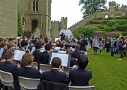 12th Jun 2012 - not a bad venue for a first gig