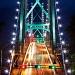 Lions Gate Bridge by abirkill