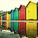 Whitby Huts by rich57